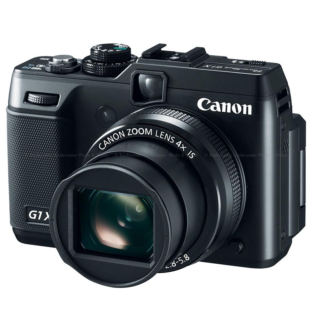 canon powershot g1x digital camera rh backscatter com Close Up Adapter G1X Mark II Canon SX260
