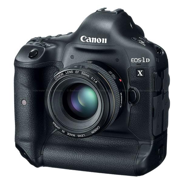 Canon EOS 1DX DSLR Pro Camera Body