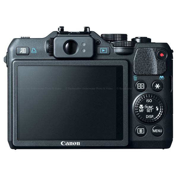 Canon powershot g15 camera kit backscatter for Housse canon g15