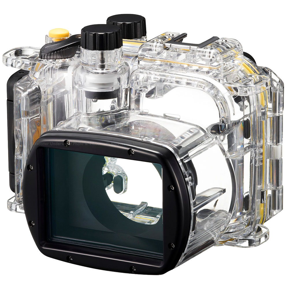 Canon wp dc48 waterproof underwater housing for canon for Housse canon g15