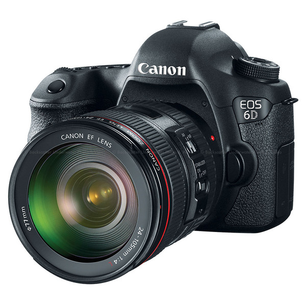 Canon EOS 6D Full Frame DSLR Digital Camera Body