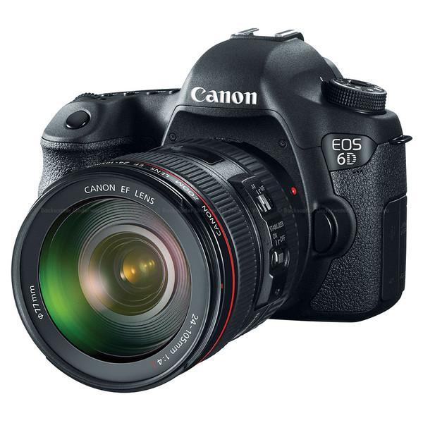 Canon EOS 6D Full Frame DSLR Digital Camera Body