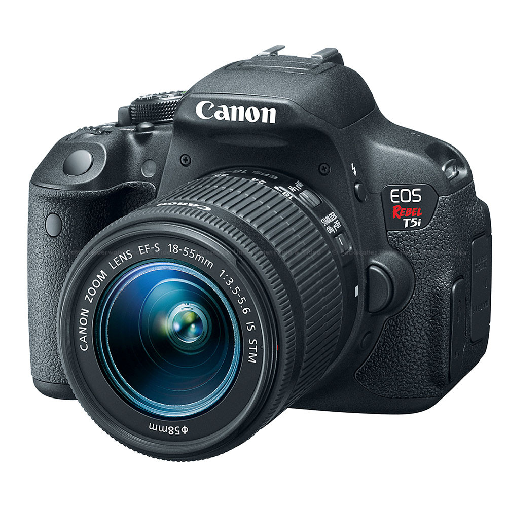 Canon EOS Rebel SL1 18-55mm IS STM Lens Kit