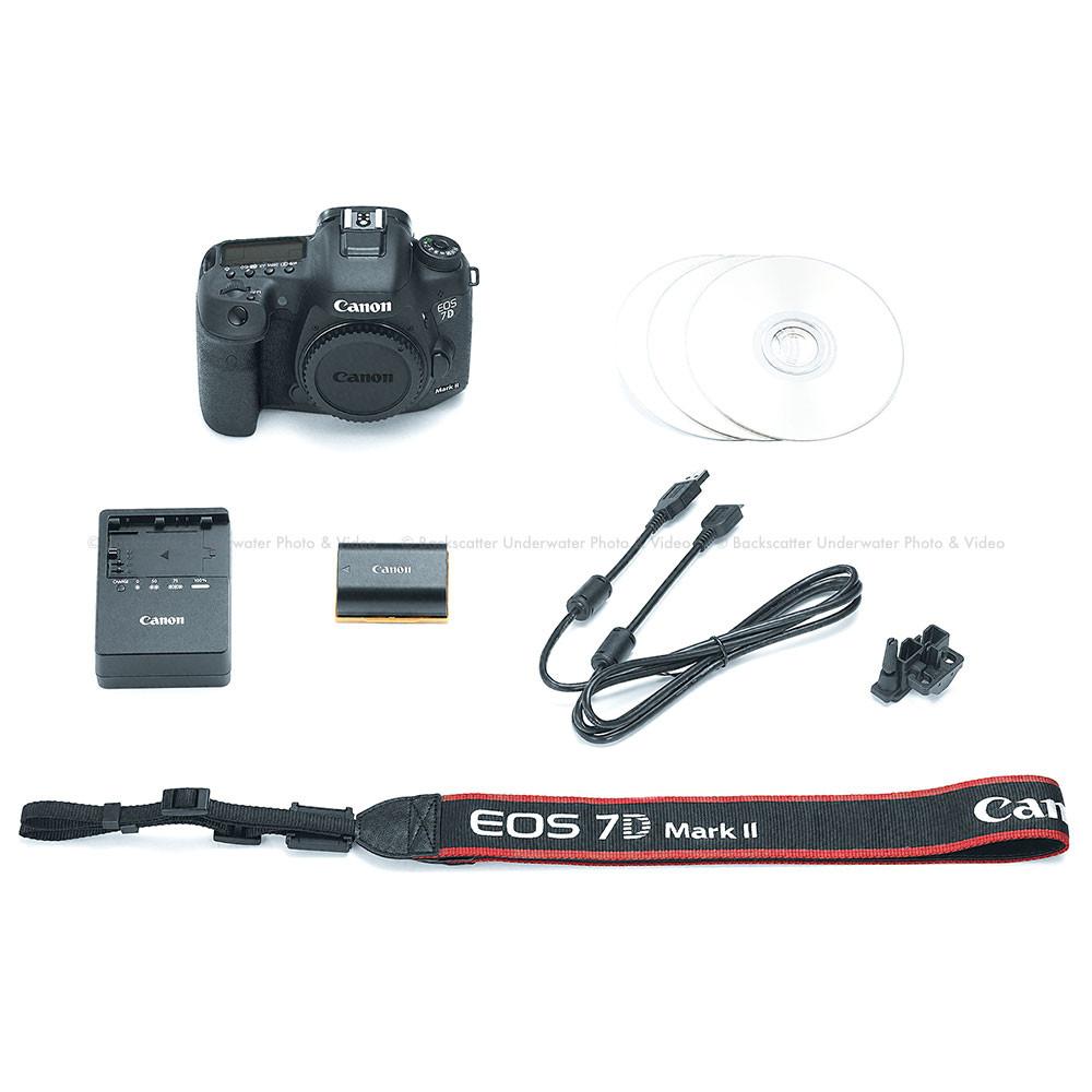 Canon EOS 7D Mark II DSLR Camera Body