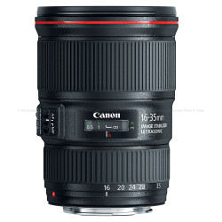 Canon EF 16-35mm f/4L IS USM Ultra Wide Zoom Lens