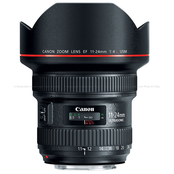 Canon EF 11-24mm f/4L USM Ultra-Wide Zoom Lens