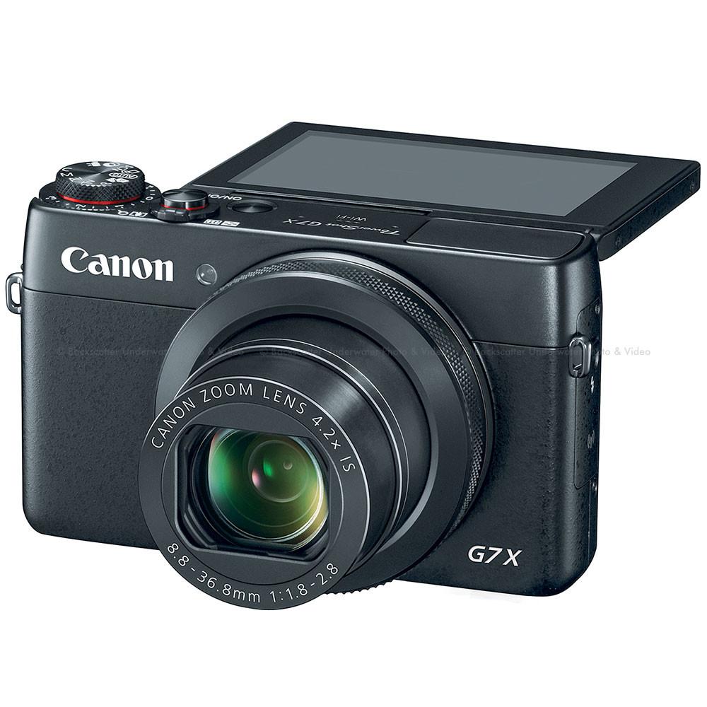 canon powershot g7 x compact camera. Black Bedroom Furniture Sets. Home Design Ideas