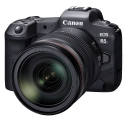 Canon EOS R5 Mirrorless Camera