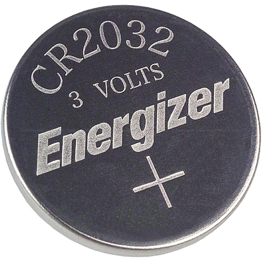 Energizer CR 2032 Battery for Vacuum & Leak Detectors