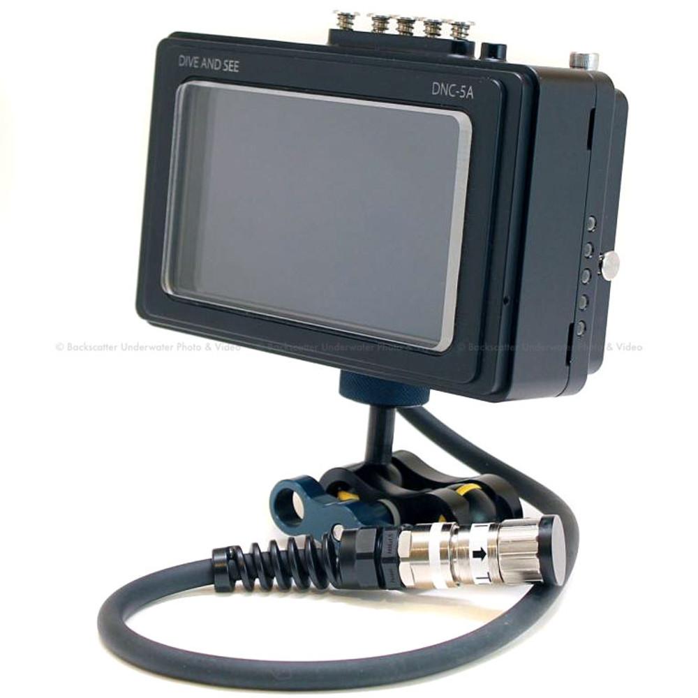 Dive & See DNC-5A 5.5-inch Underwater HDMI SDI Monitor