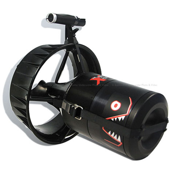 Dive Xtras Piranha P-1 Underwater DPV Scooter