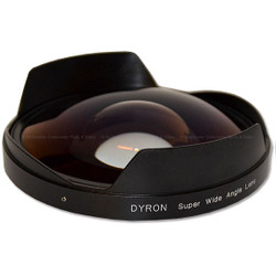 Dyron Super Wide Angle 13mm Underwater Lens