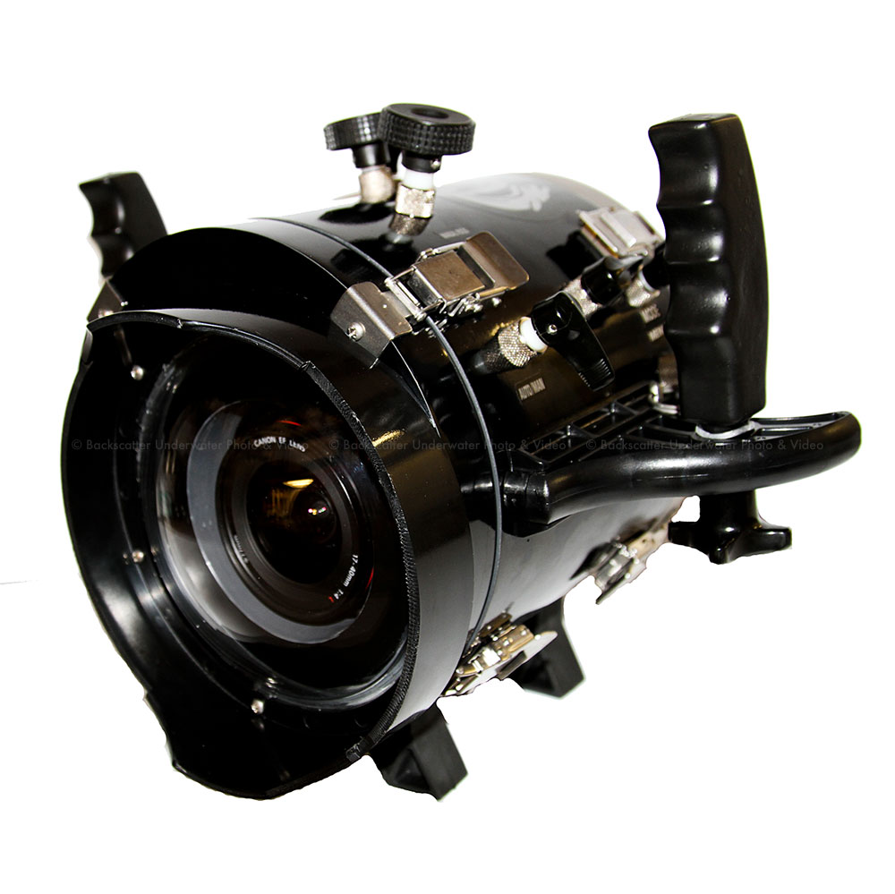 Equinox Hddslr Underwater Housing For Canon 5d Mkiii 5ds