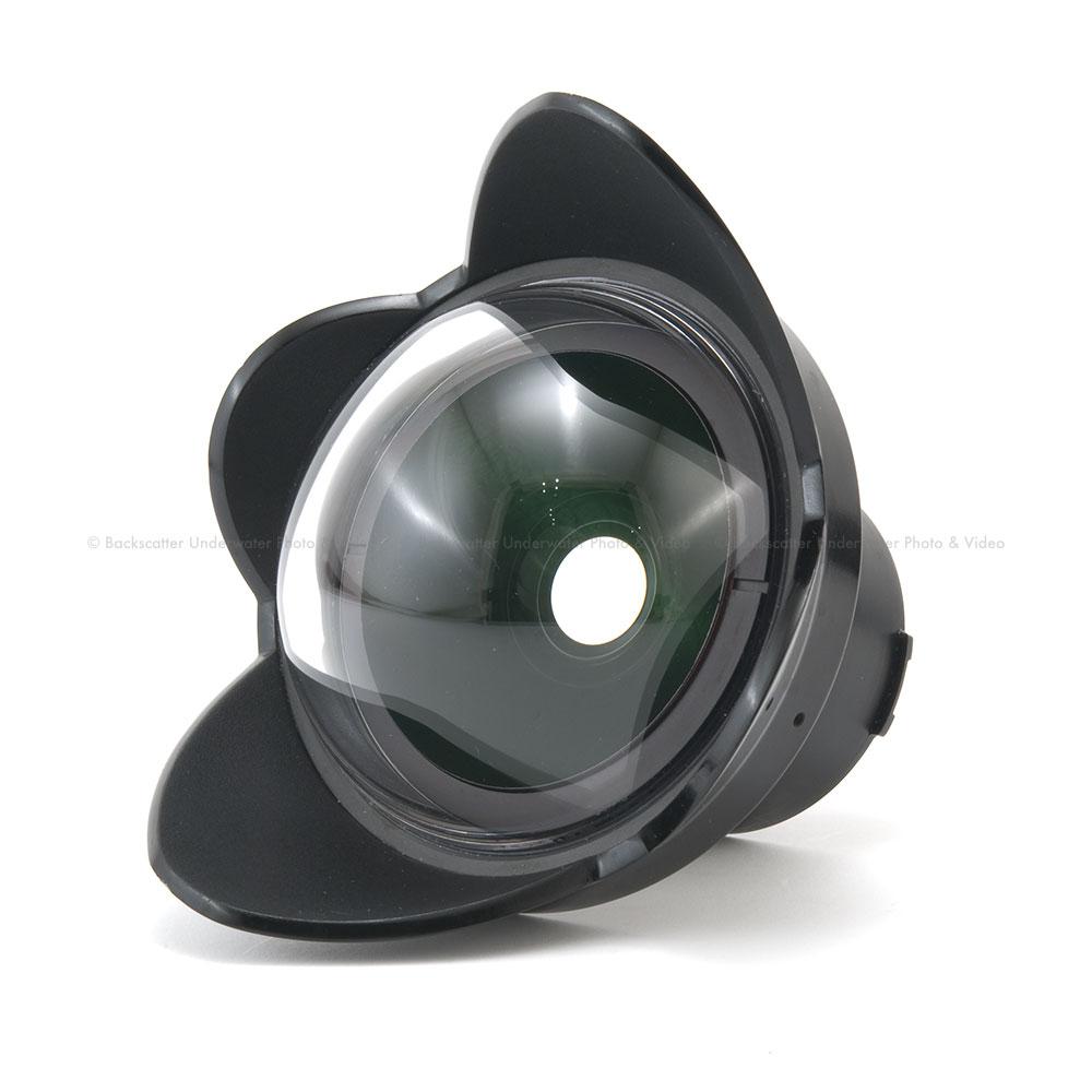 how to fix blurry fisheye lens