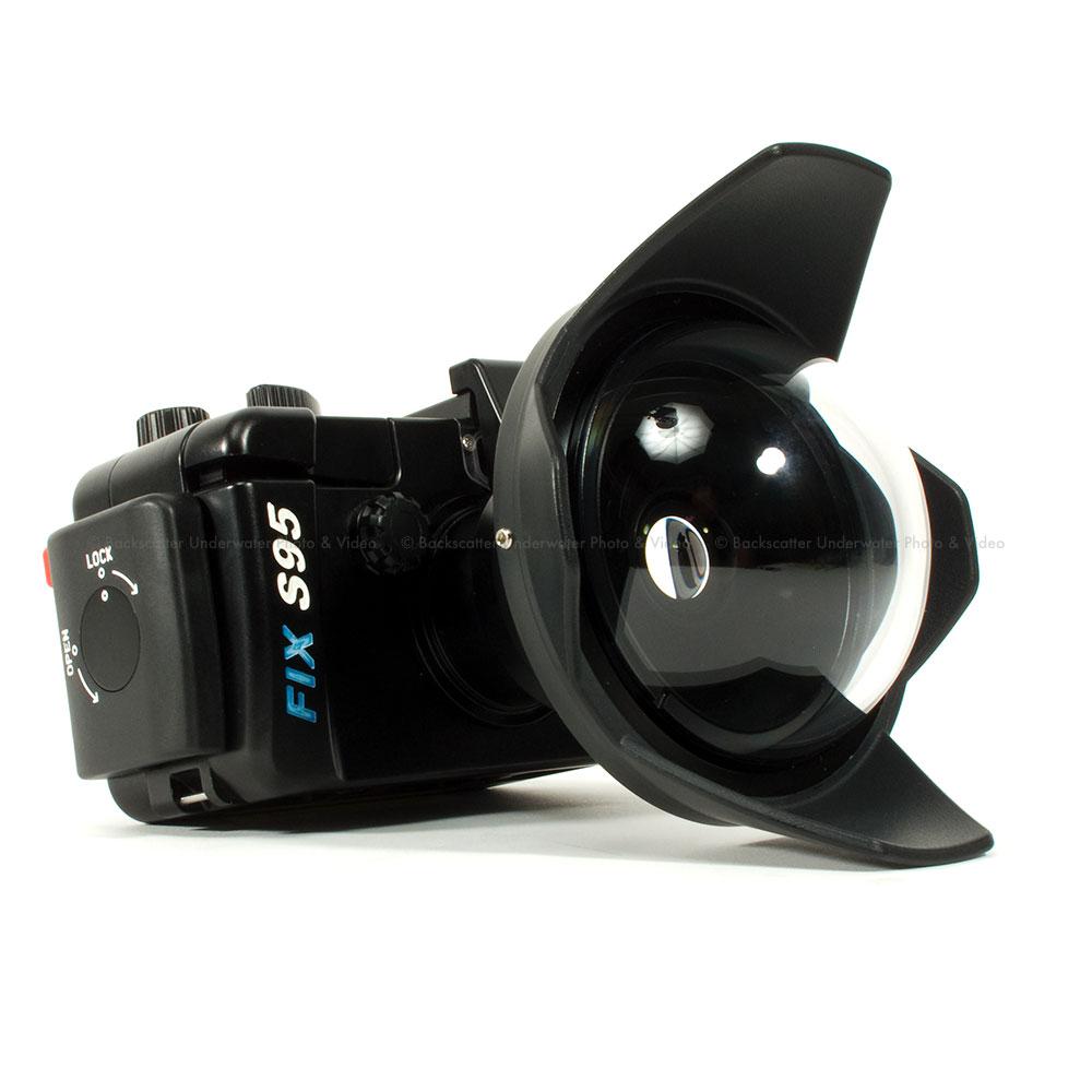 Fisheye Fix Uwl 30 Compact Wide Lens 52mm Hood For Cameras Screw Mount Prev Next