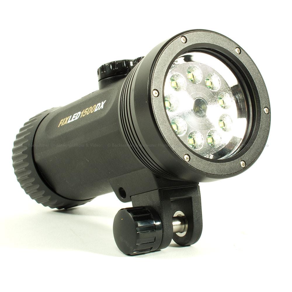 Fisheye Fix Led 1500 Dx Video And Focus Light
