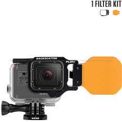 FLIP5 Single Filter Kit with Dive Filter