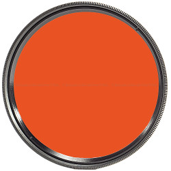 FLIP FILTERS 55mm Threaded DEEP Underwater Color Correction Red Filter for GoPro 3, 3+, 4, 5
