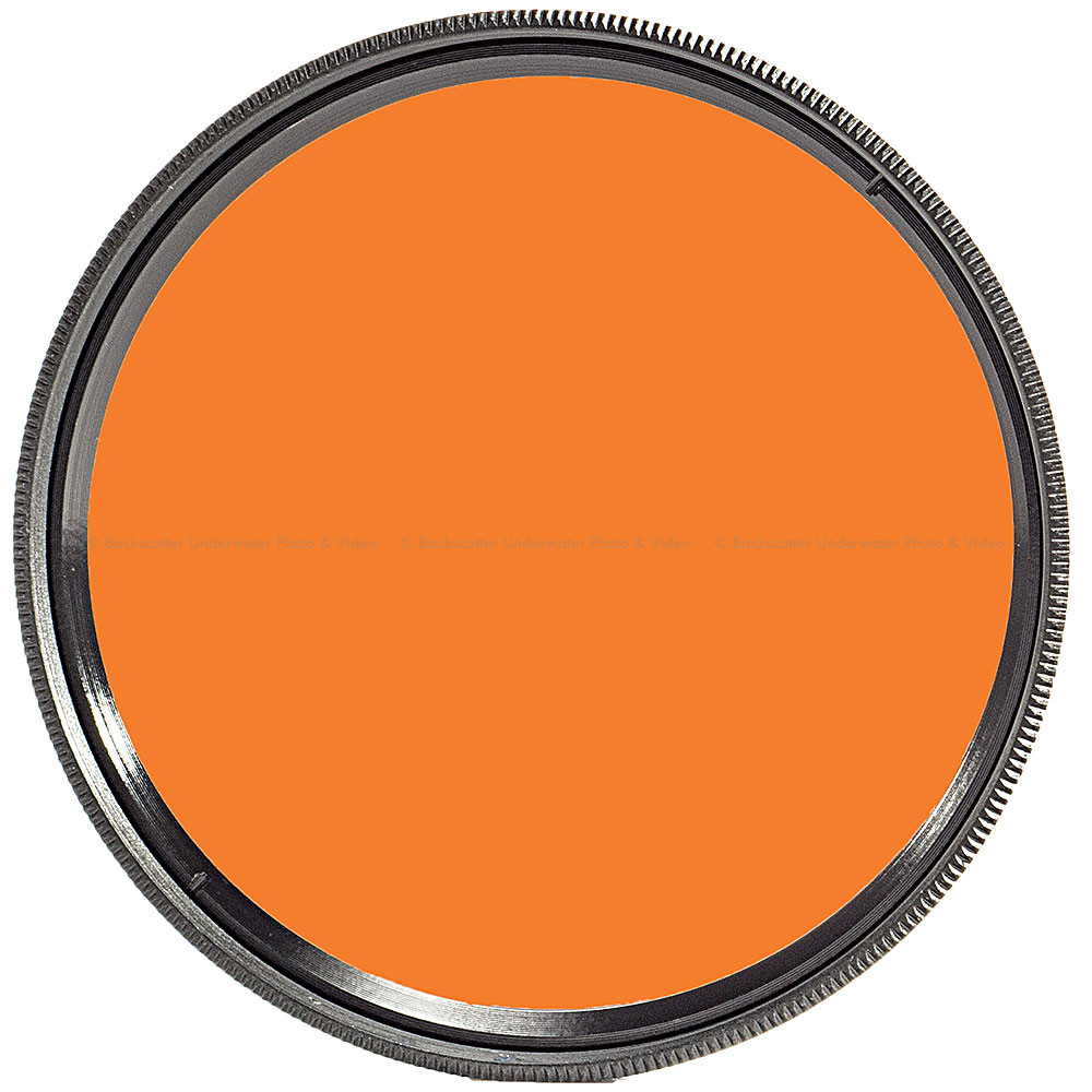 FLIP FILTERS 55mm Threaded DIVE Underwater Color Correction Red Filter for GoPro 3, 3+, 4, 5