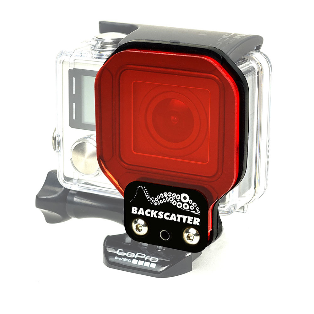 FLEX DIVE Filter for GoPro Hero3+ and Hero4 Standard Housing