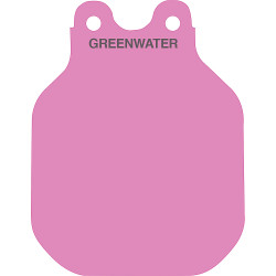 FLIP FILTERS GREENWATER Underwater Color Correction Magenta Filter for GoPro 3, 3+, 4, 5