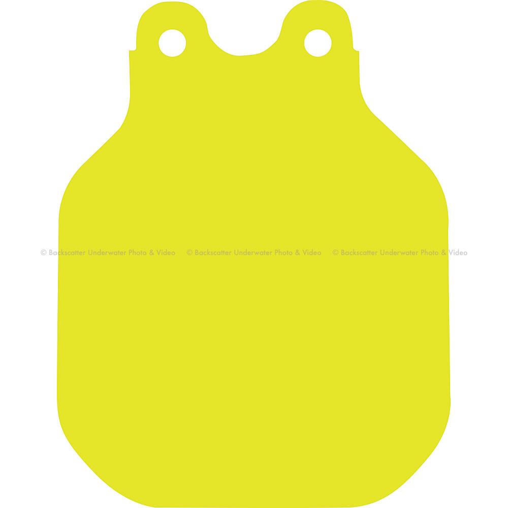 FLIP FILTERS NIGHTSEA Fluorescence Underwater Yellow Barrier Filter for GoPro 3, 3+, 4, 5