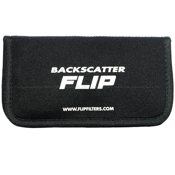 FLIP FILTERS Neoprene Protective Wallet for Filters