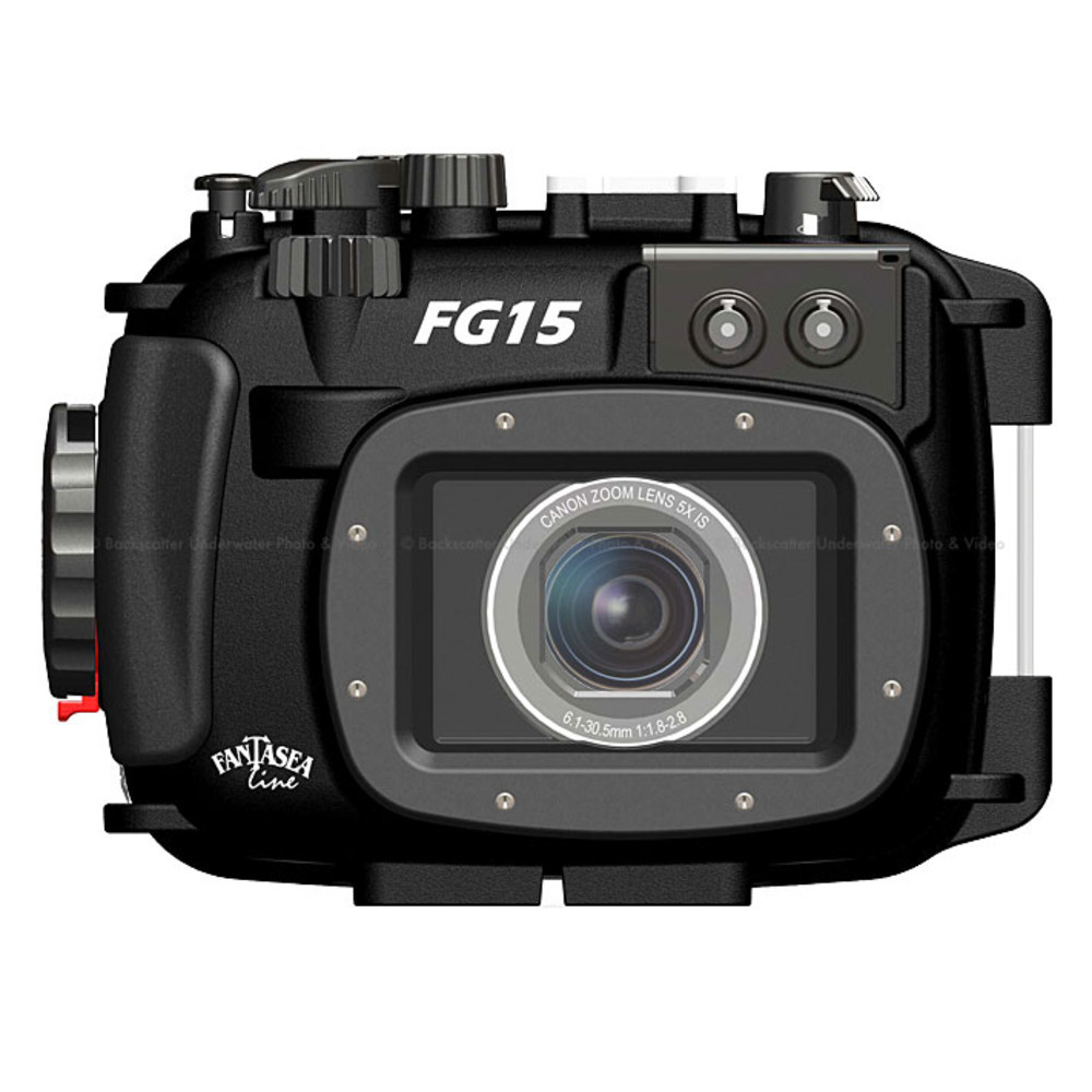 fantasea fg15 underwater housing for canon g15 camera