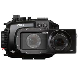 Fantasea FG7X Underwater Housing & Canon Powershot G7 X Camera Set