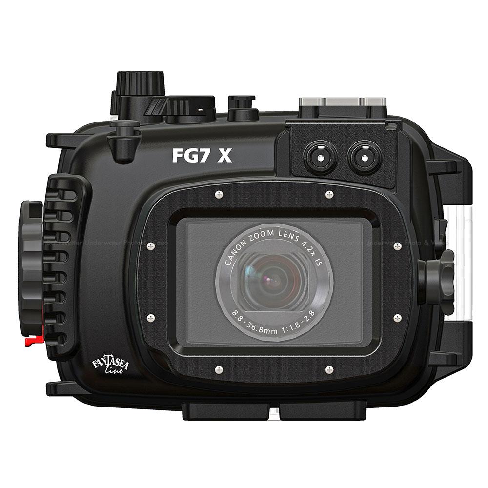 Fantasea FG7X Underwater Housing for Canon G7 X Compact Camera
