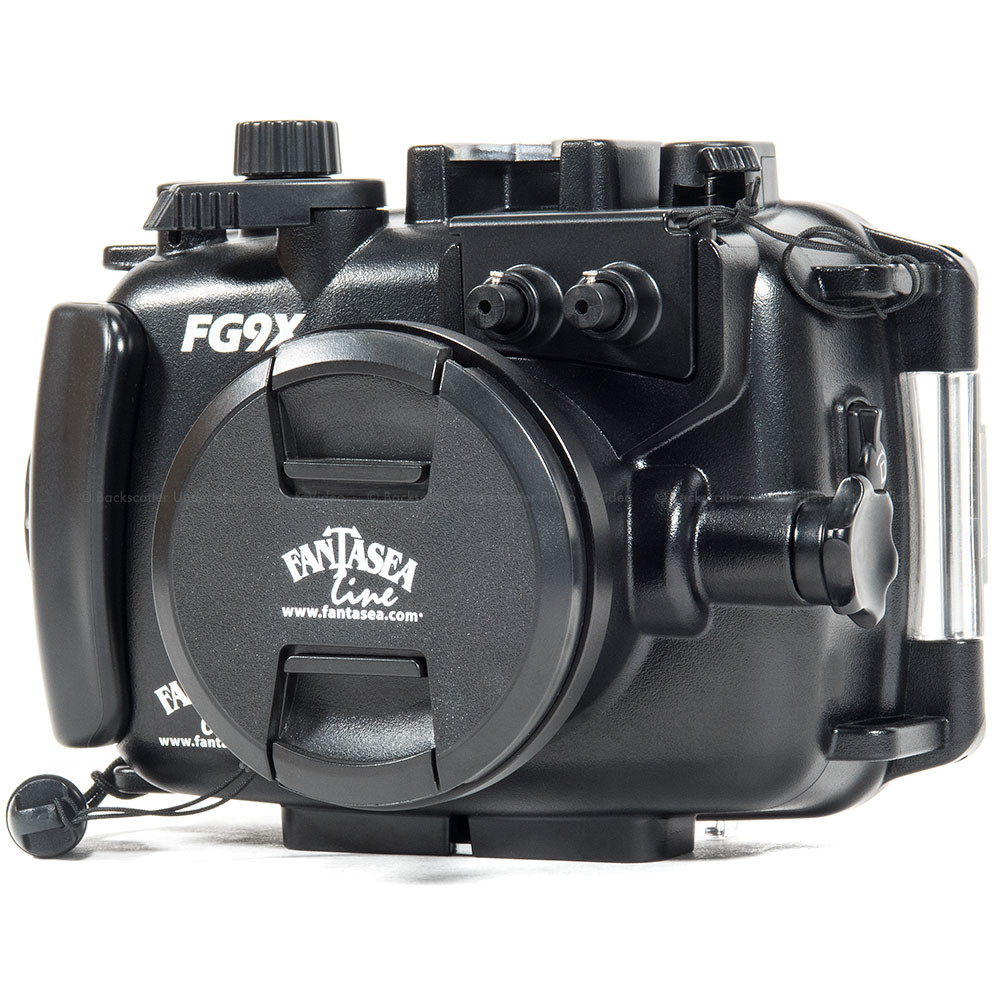 Fantasea FG9X Underwater Housing for Canon PowerShot G9 X Compact Camera