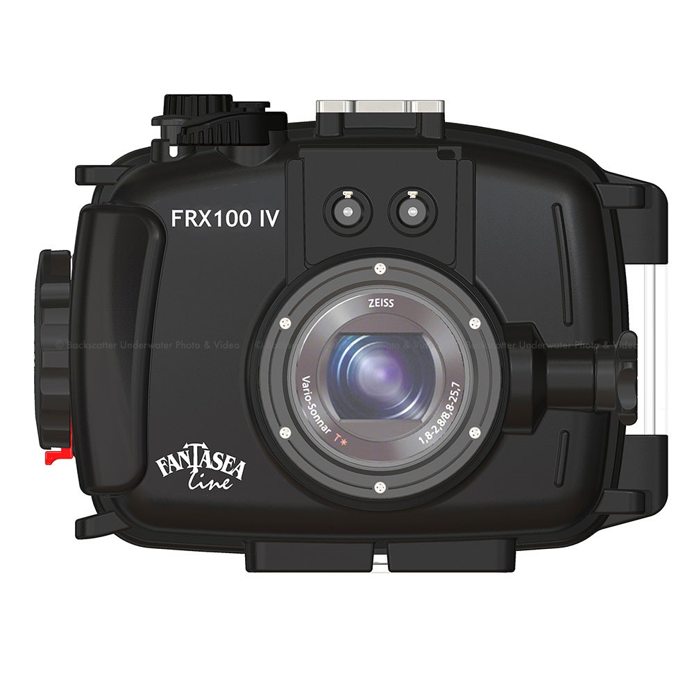 Fantasea FRX100 IV Underwater Housing for Sony RX100 MkIII, MkIV & MkV Compact Cameras