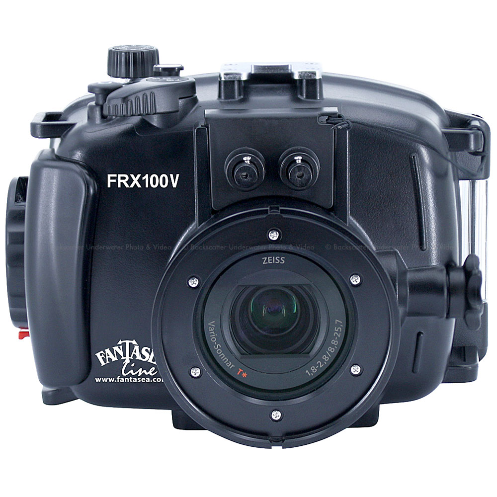 Fantasea FRX100 V Underwater Housing for Sony RX100 III, IV & V Compact Cameras