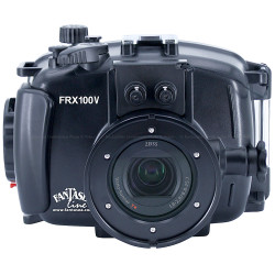 Fantasea FRX100 V Underwater Housing for Sony RX100 III, IV & V Cameras