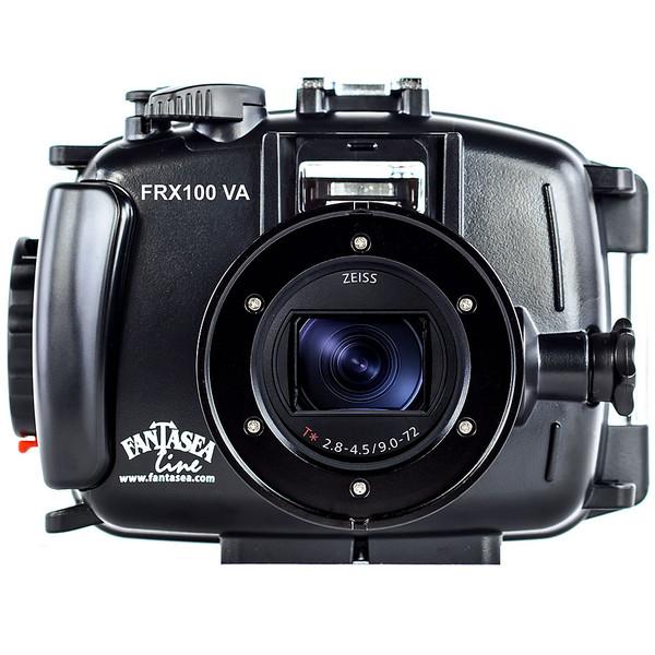 Fantasea Sony RX100 III, IV, V & VA Underwater Housing FRX100 VA R