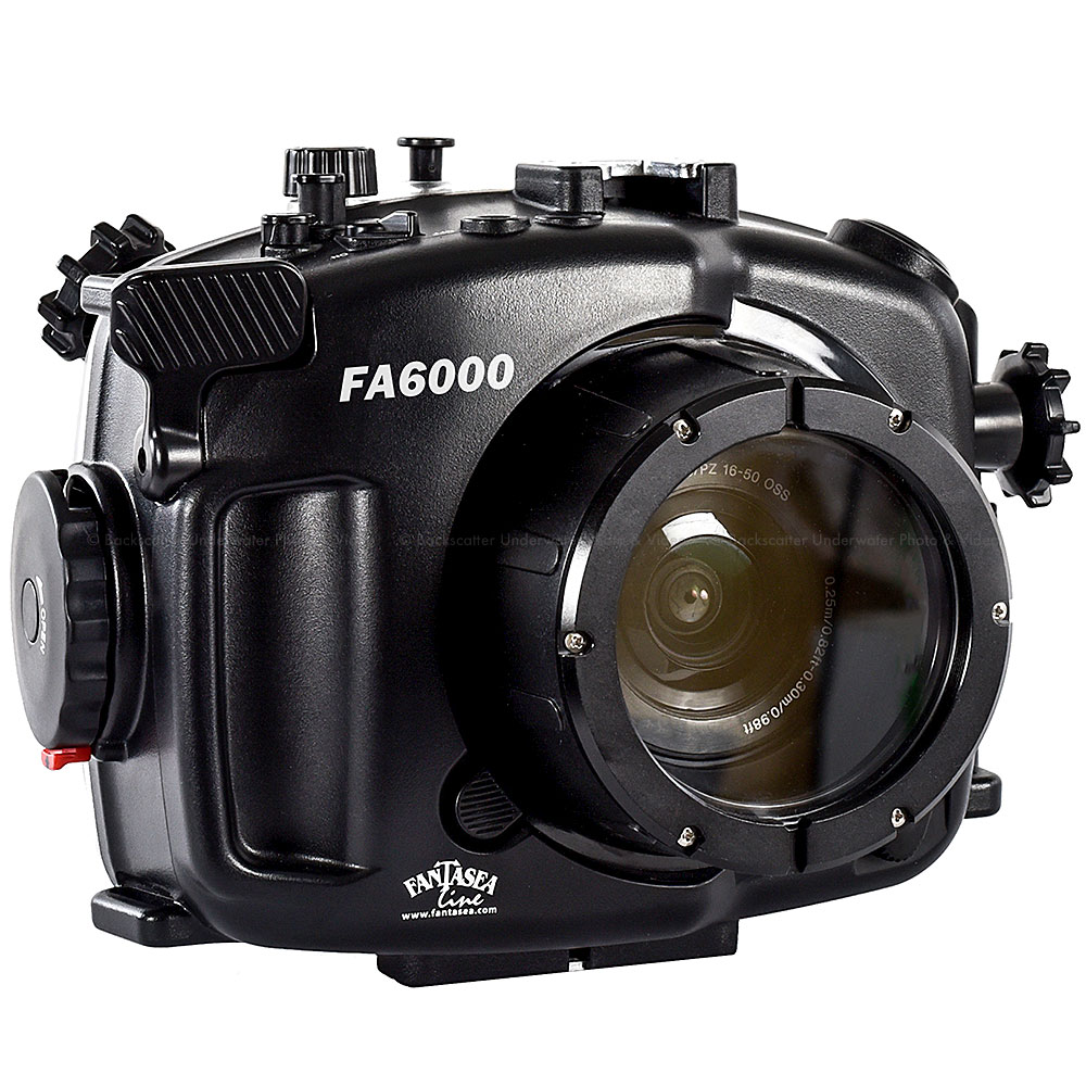Fantasea FA6000 Underwater Housing Kit A for Sony a6000 with 16-50mm Lens