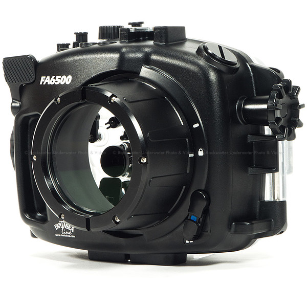 Fantasea FA6500 Underwater Housing Kit A for Sony a6500 or a6300 with 16-50mm Lens