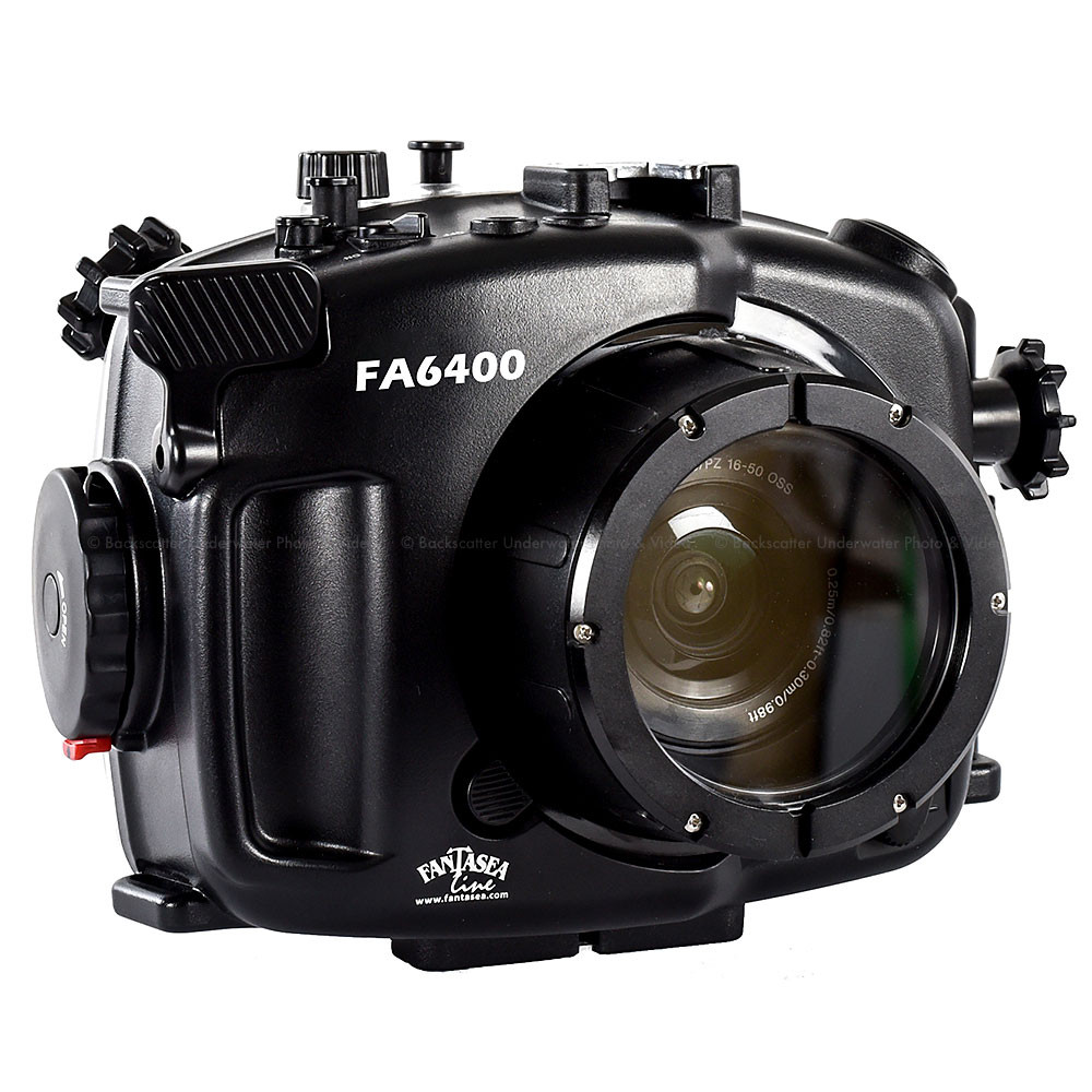 Fantasea Sony a6400 Underwater Housing FA6400