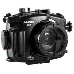 Fantasea FA6500 V2 Underwater Housing Package for Sony a6500 and a6300 Mirrorless Cameras