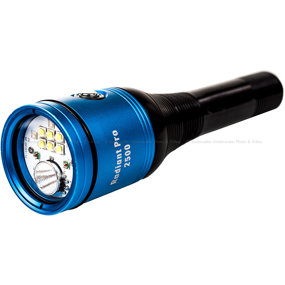 Fantasea Radiant Pro 2500 Video Light
