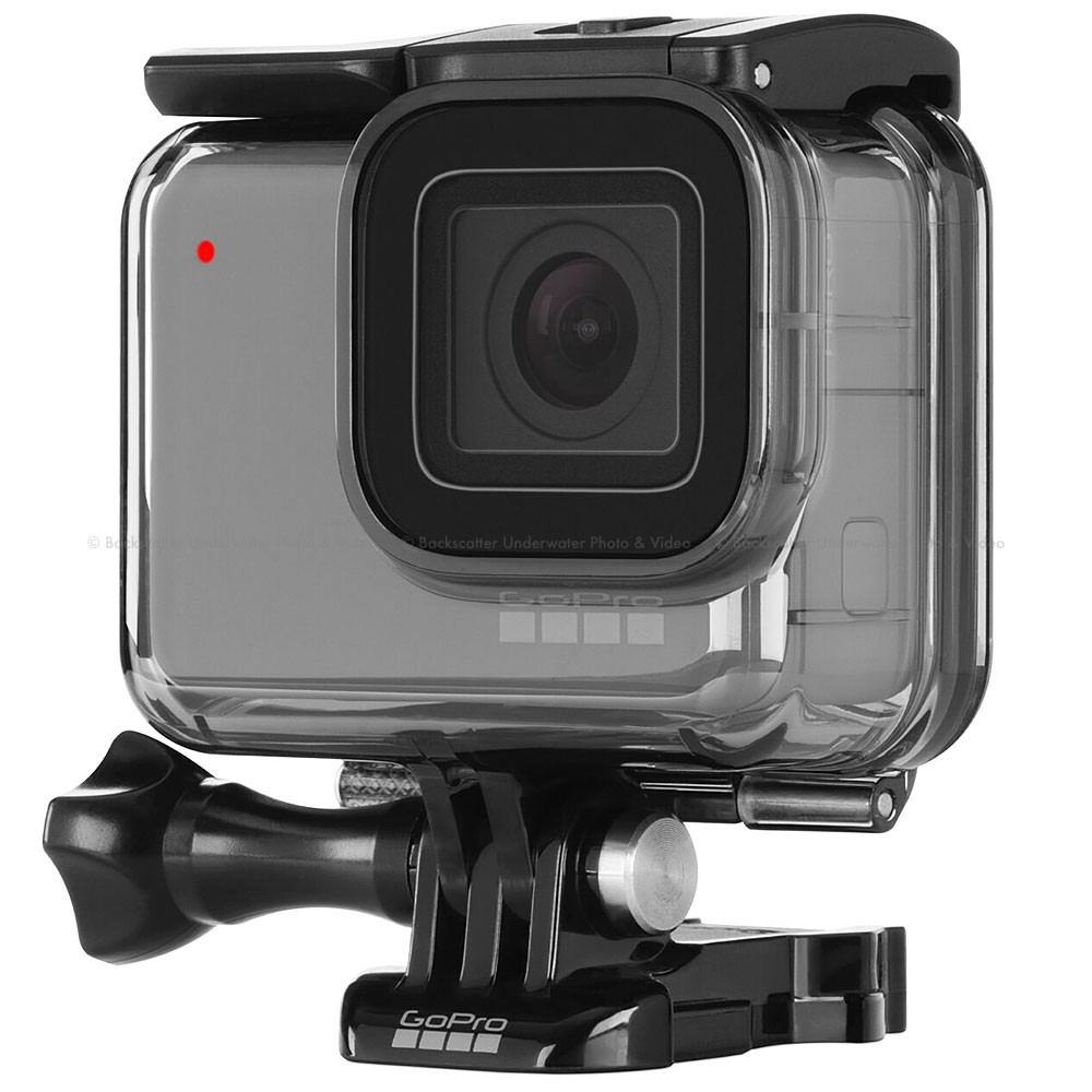 GoPro HERO7 Silver & HERO7 White Protective Underwater Dive Housing