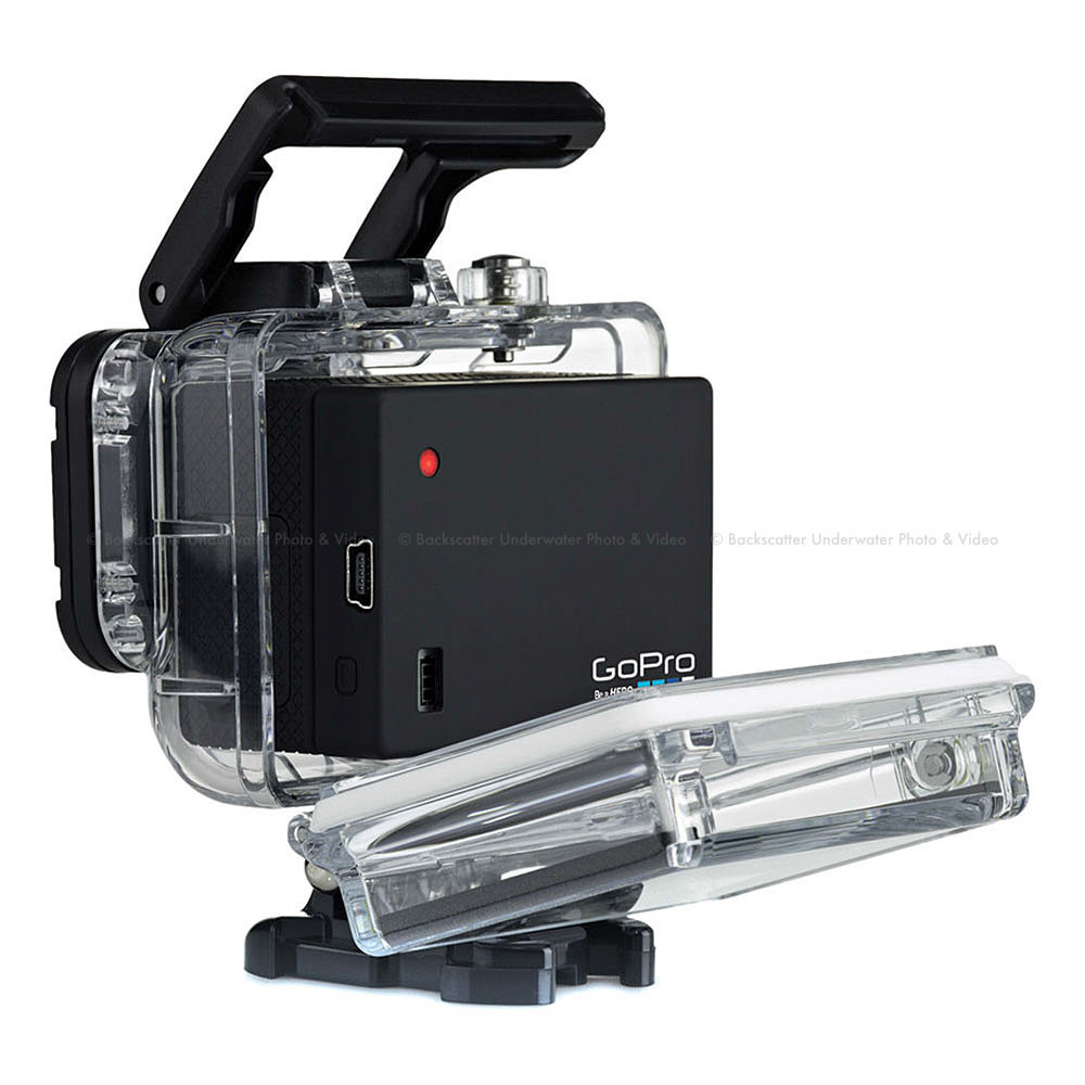 gopro hd hero expanded battery bacpac for hero3 hero3. Black Bedroom Furniture Sets. Home Design Ideas