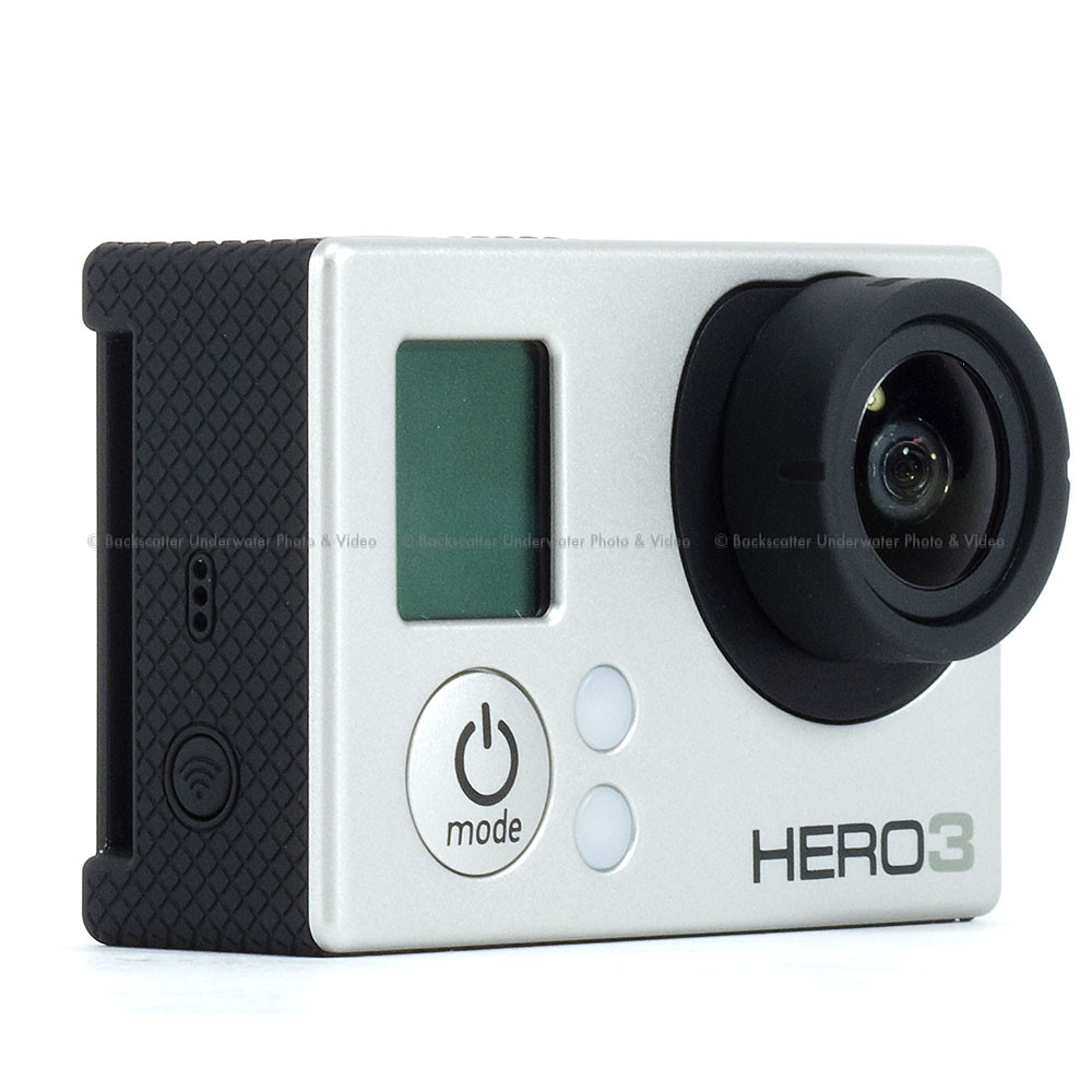 gopro hero3 silver edition backscatter. Black Bedroom Furniture Sets. Home Design Ideas