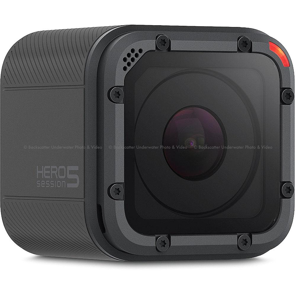 Waterproof Travel Black Case W// Strap for GoPro Hero 5 Black Hero 5 Session