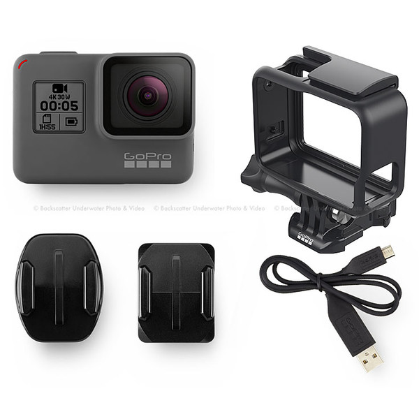 Gopro Hero5 Black Adventure Edition Action Camera Close