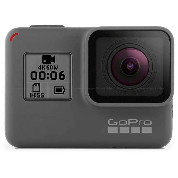 GoPro HERO6 Black Adventure Edition Action Video Camera