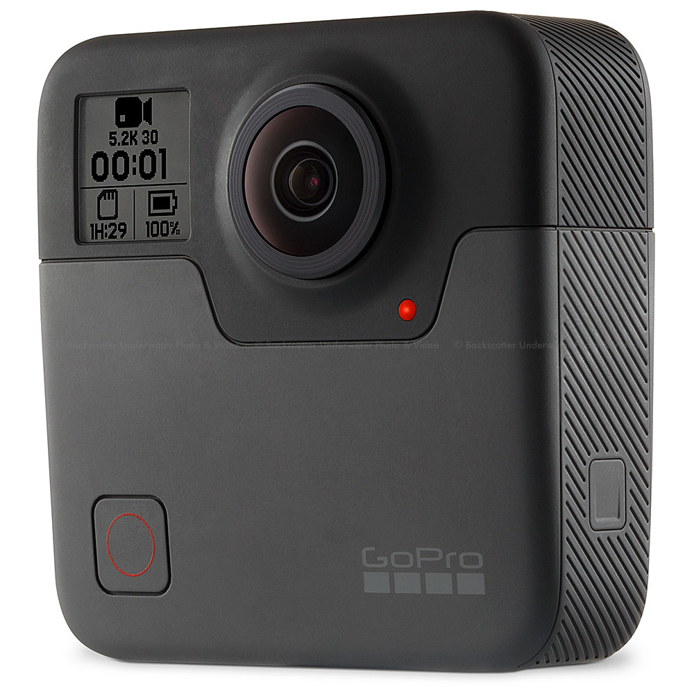 GoPro Fusion 360° Action Camera