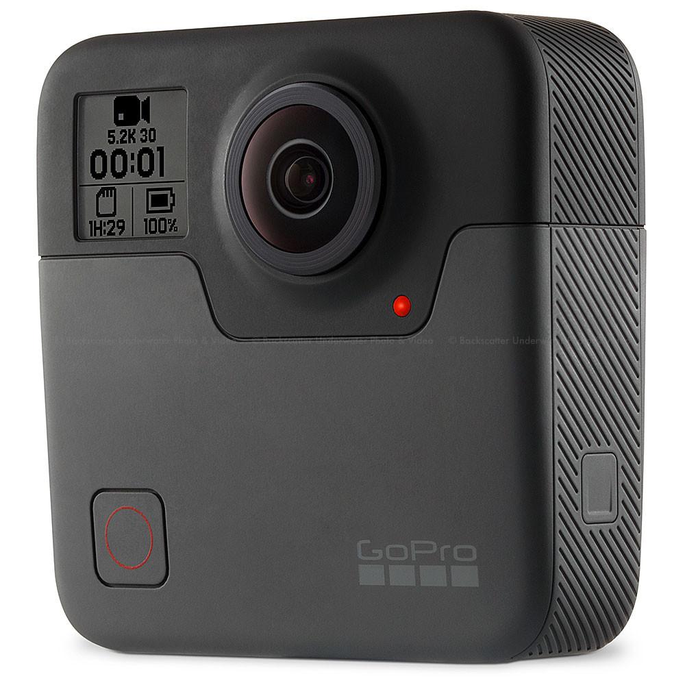 GoPro Fusion 360-Degree Action Camera