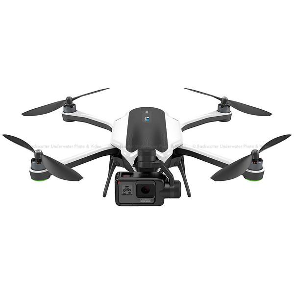 GoPro Karma Drone With Hero4 Black Camera