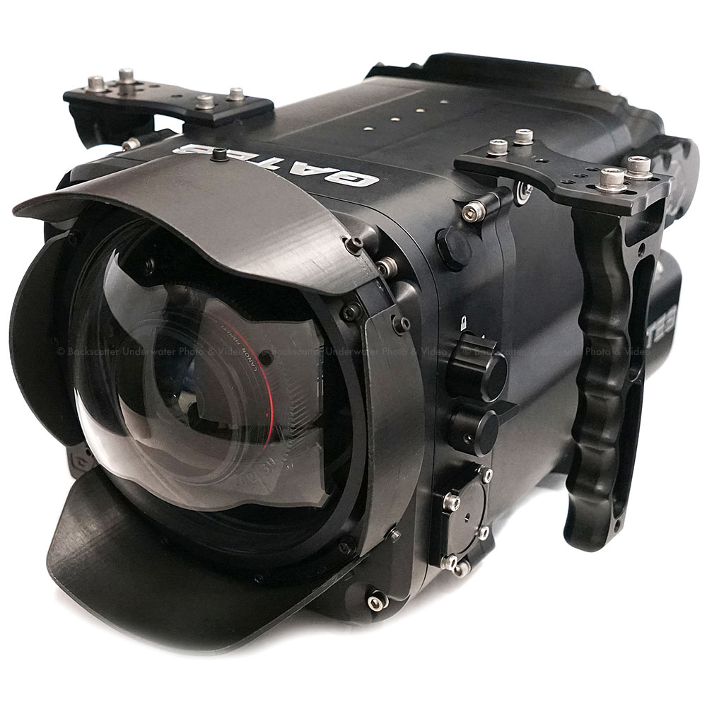 Gates Pro Action Underwater Housing for RED Epic, Scarlet, Dragon ...